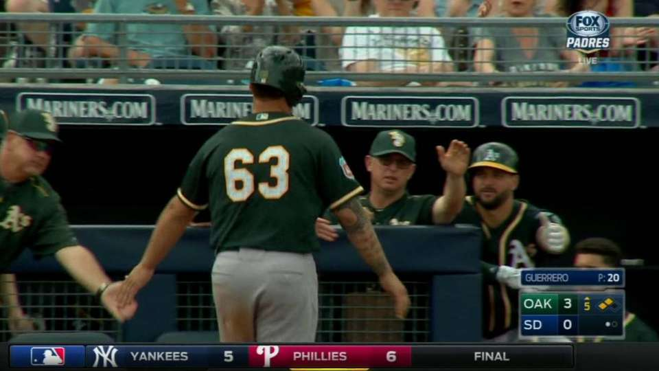Maxwell scores on wild pitch