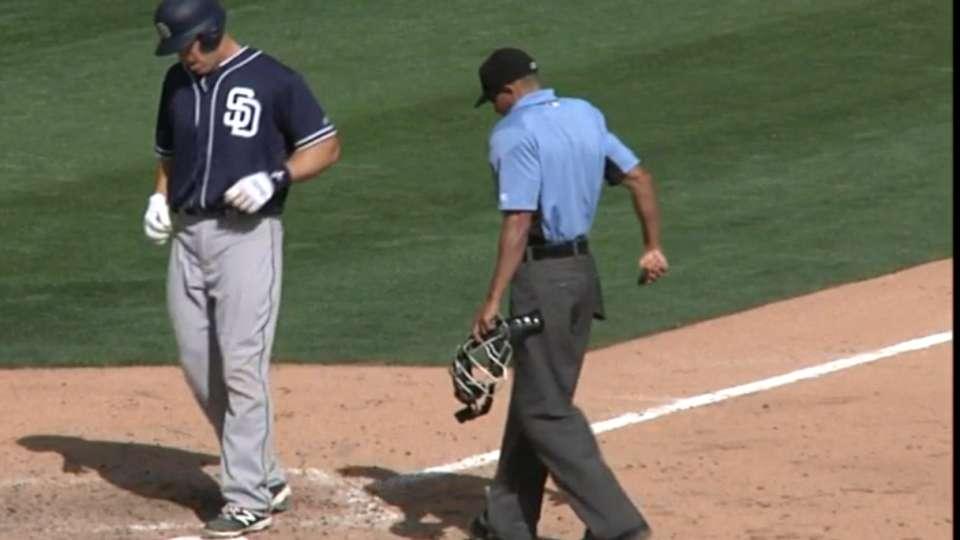 Kratz's solo home run