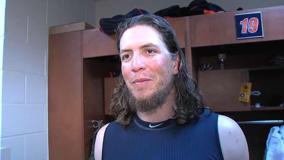 Rasmus, Astros on win