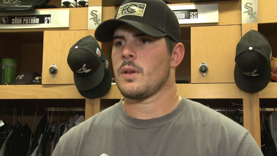 Rodon, Ventura on his outing