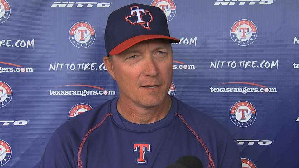Banister on new coaching staff