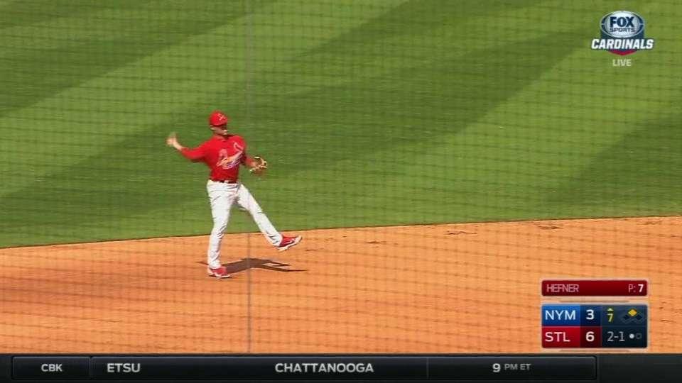 Diaz's impressive play