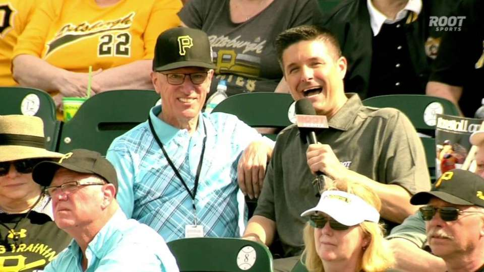 Emrick on his love for Pirates