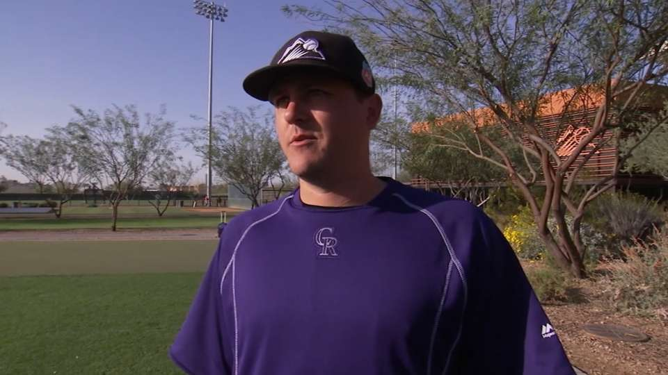 McGee on pitching at Coors Field