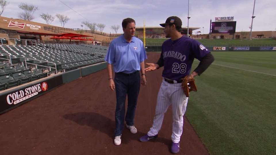 30 in 30: Nolan Arenado demo
