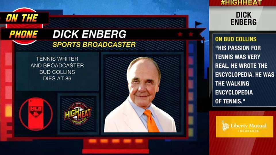 Enberg talks Padres on High Heat