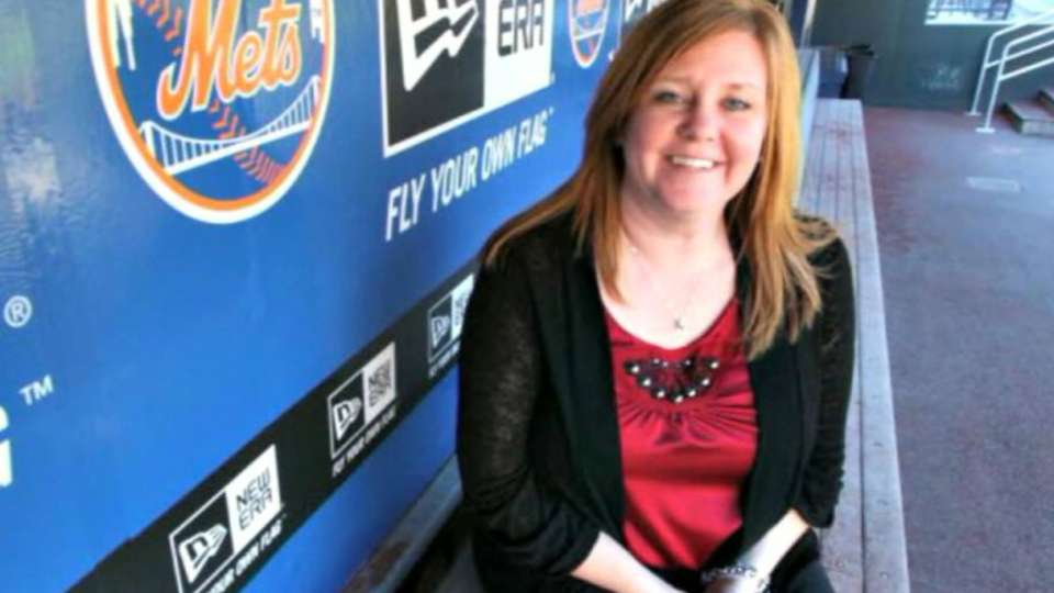 Mets booth remembers Forde