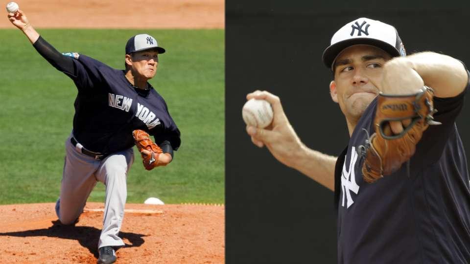 Tanaka, Eovaldi vital to Yankees