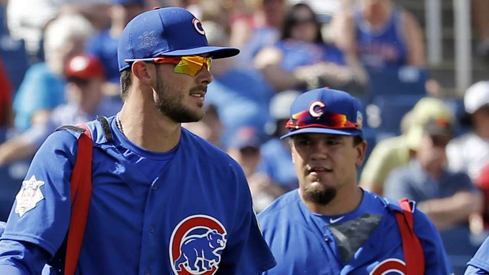 Cubs' young sluggers look to '16