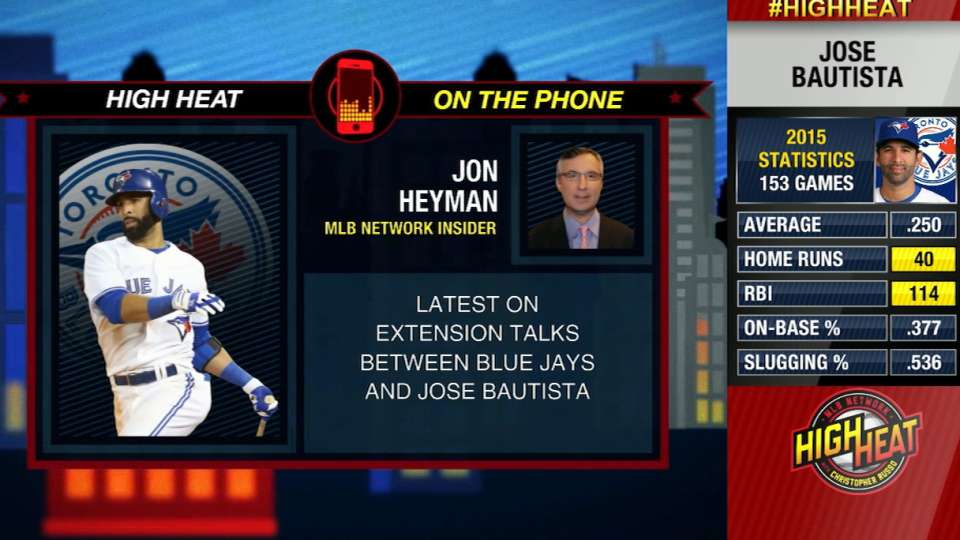 Heyman on deGrom, Bautista, more