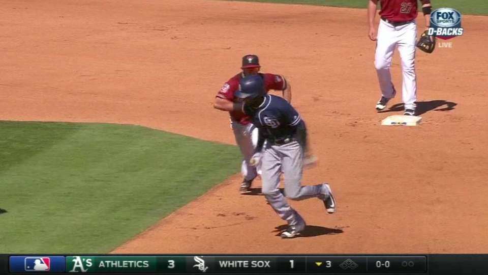 Wagner picks off Ramirez