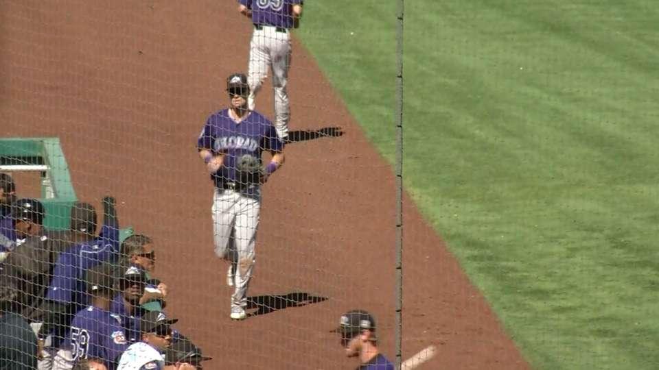 Dahl's sliding catch