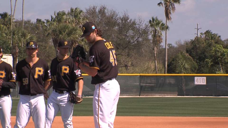 Pirates boast strong starters