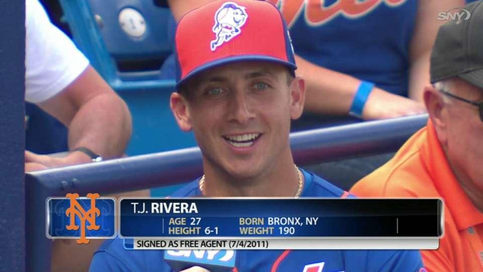 Rivera discusses Spring Training