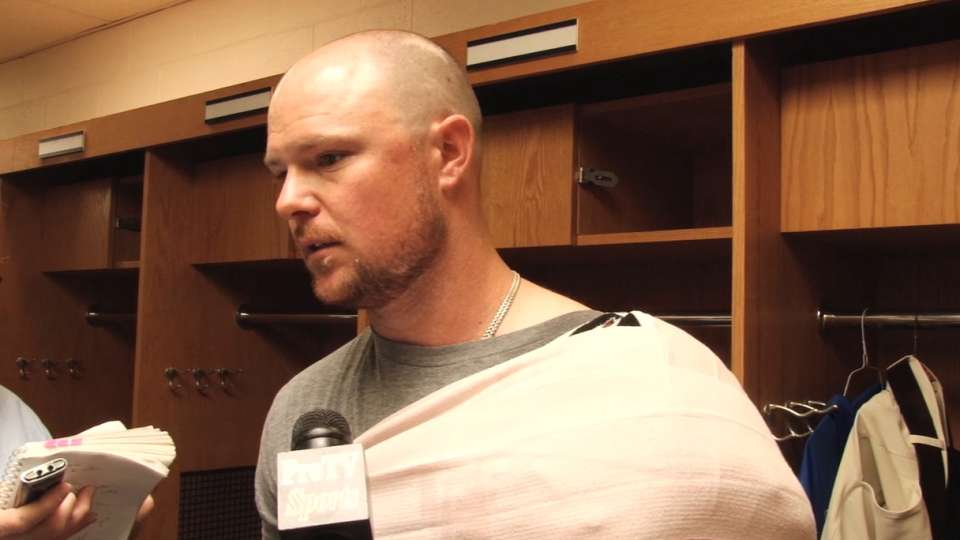 Lester on two-inning outing