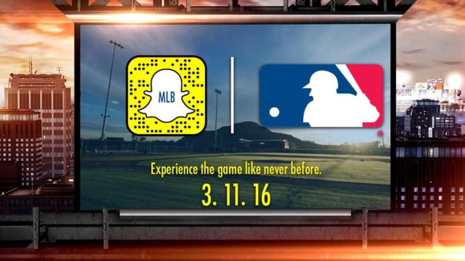 MLB Tonight: Snapchat All-Access