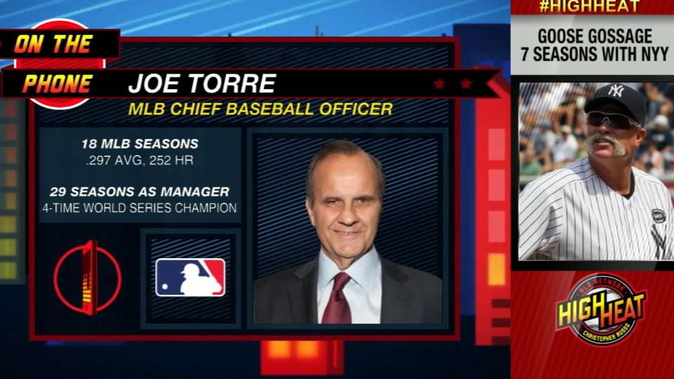 Torre on Gossage's comments