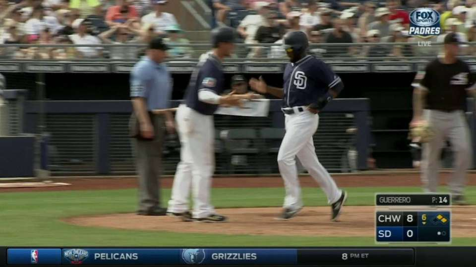 Spangenberg's RBI double