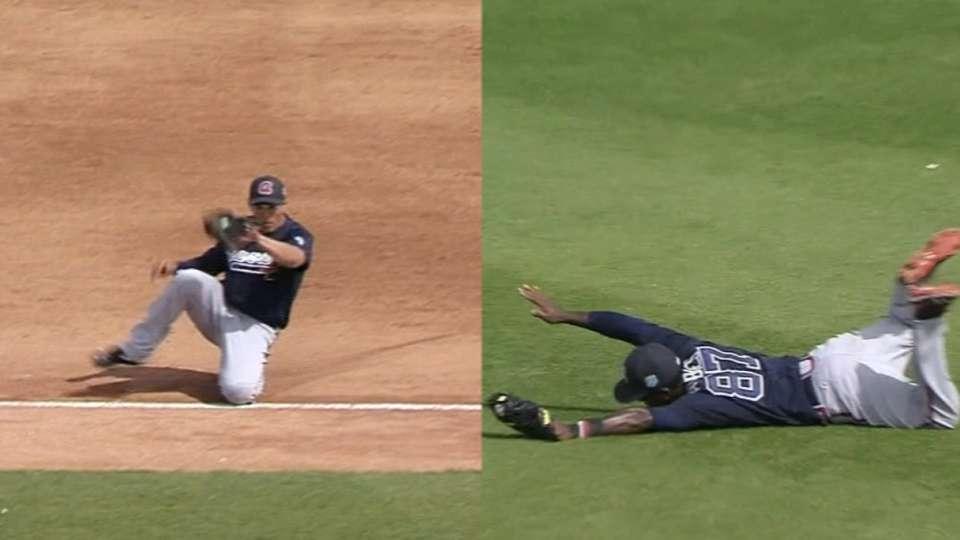 Must C: Braves display defense