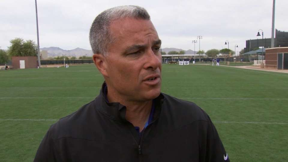 Moore on offseason moves