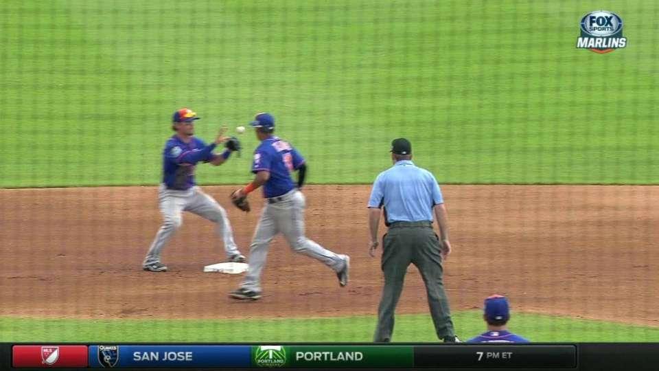 Mets turn two