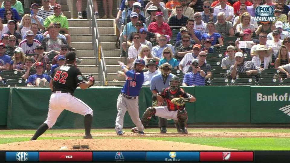 Monell's two-run double