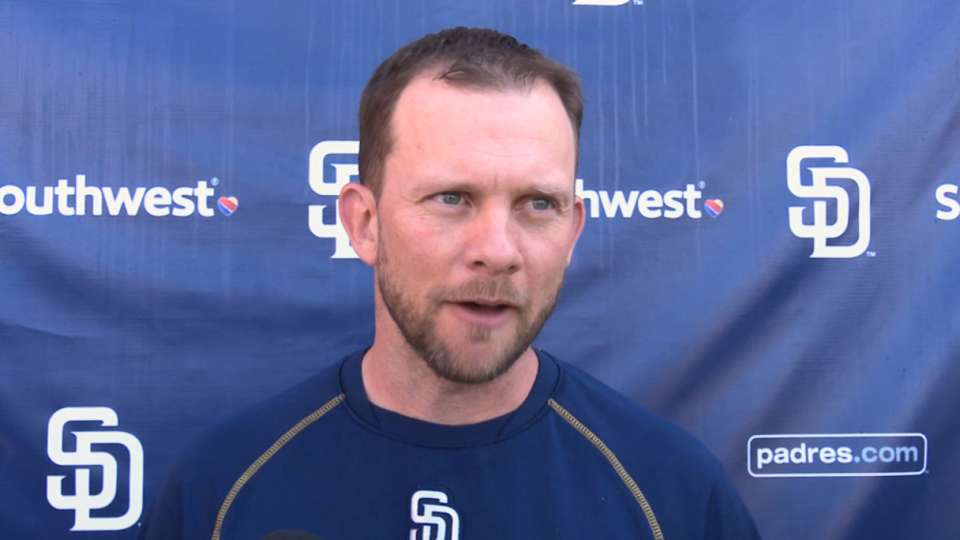 Green on McGwire, roster moves