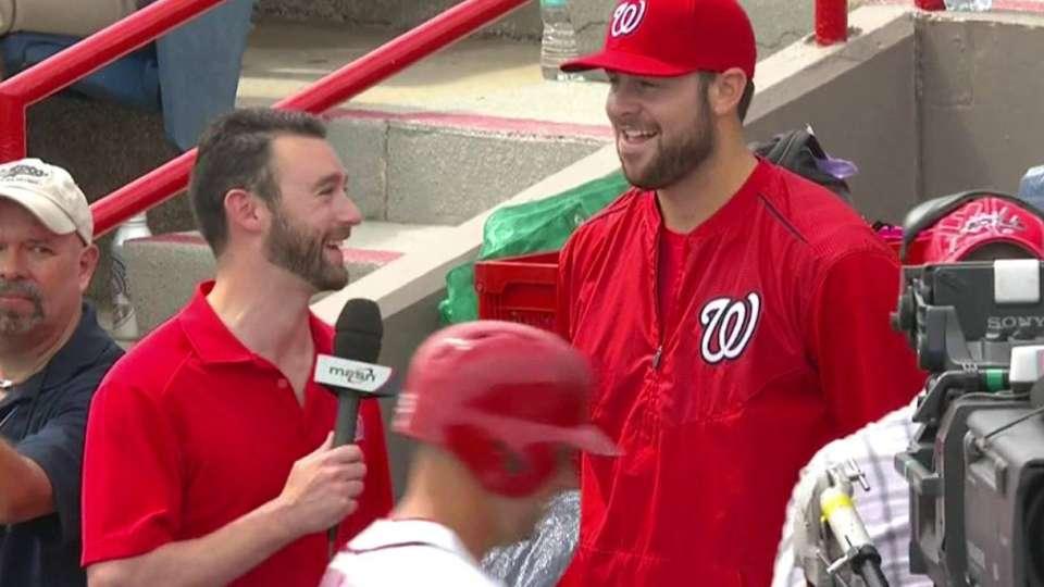 Giolito discusses MLB camp