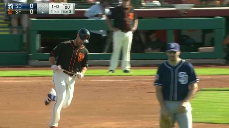 Williamson's solo homer