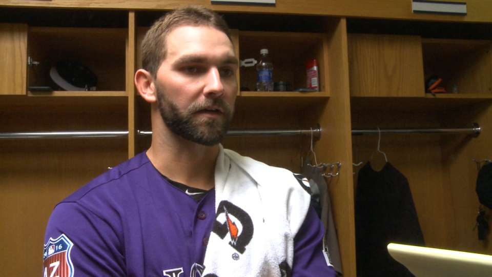 Chatwood, Raburn on strong game