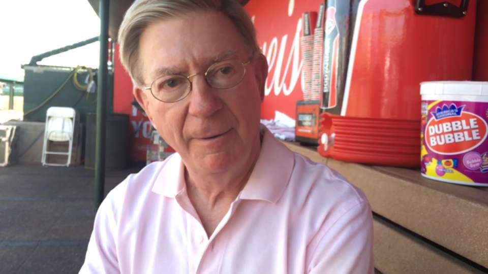 George Will on state of baseball