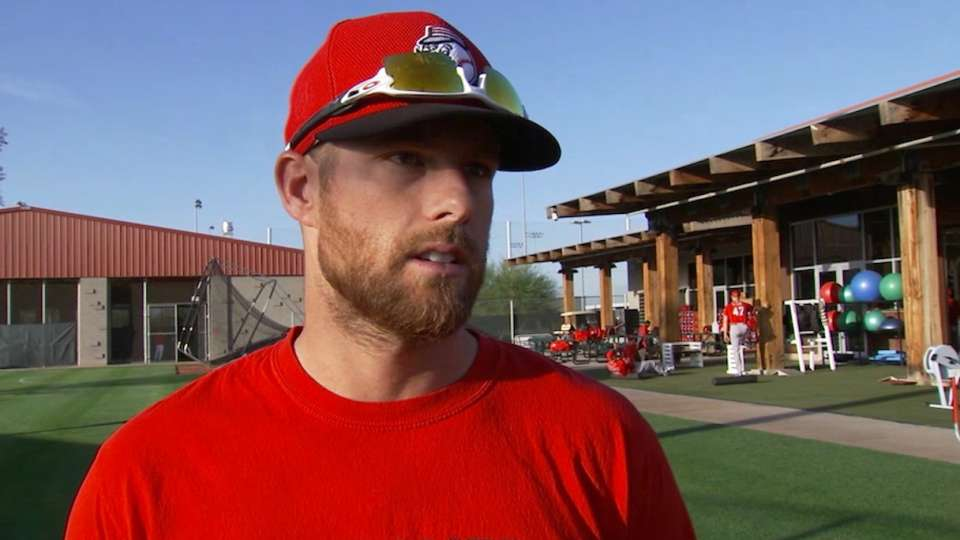 Cozart looks forward to 2016