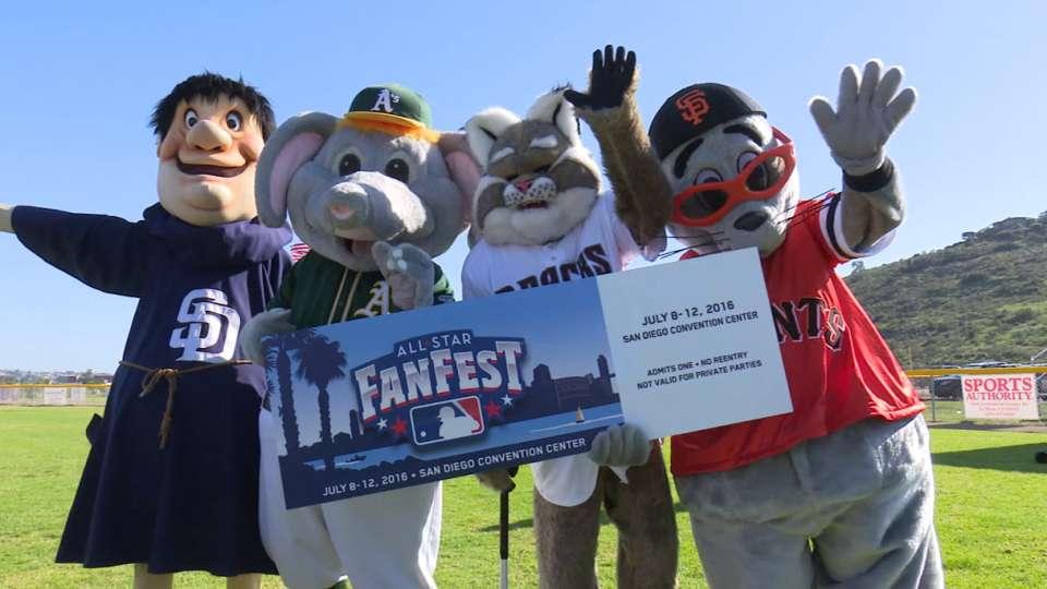 Padres announce FanFest details