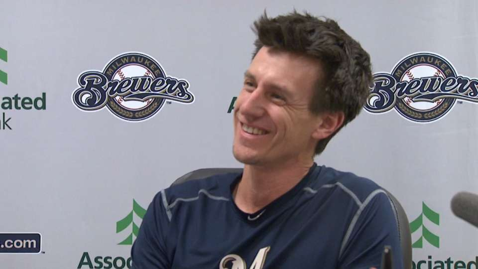 Counsell on potential closers