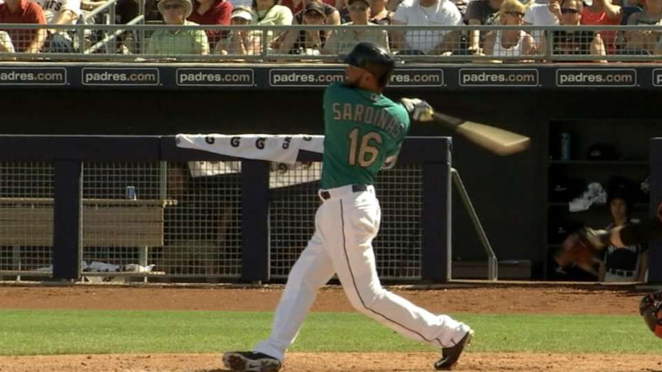 Mariners score six in the 3rd