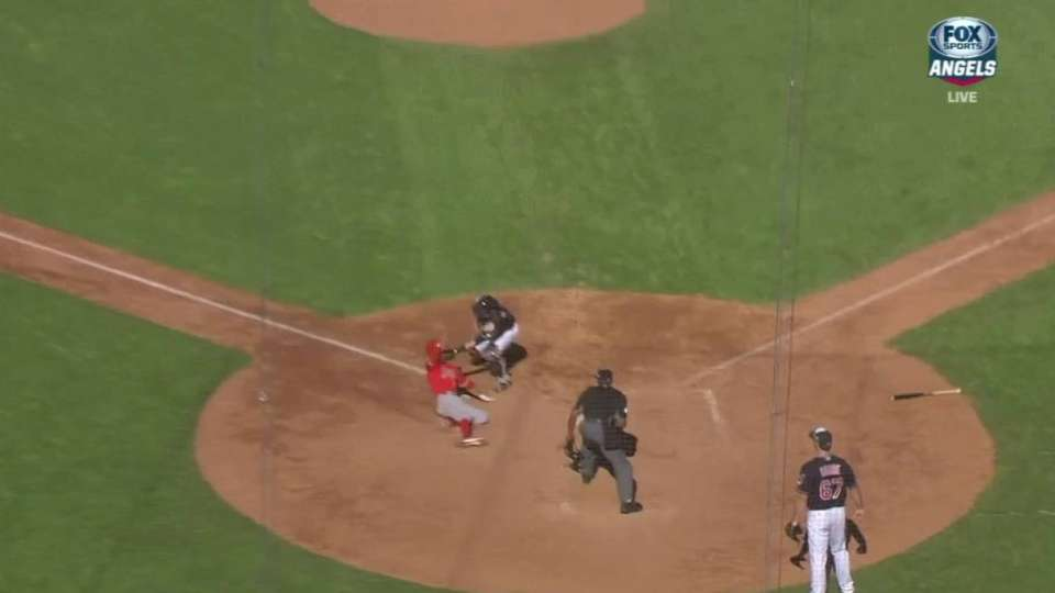 Ramsey makes catch, turns DP