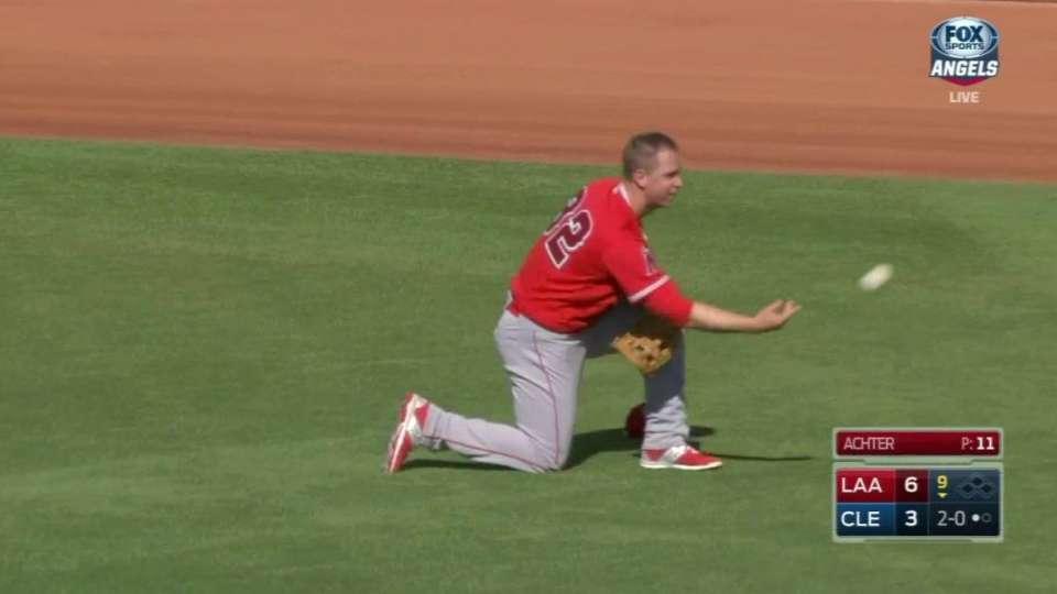 Cunningham's fantastic catch