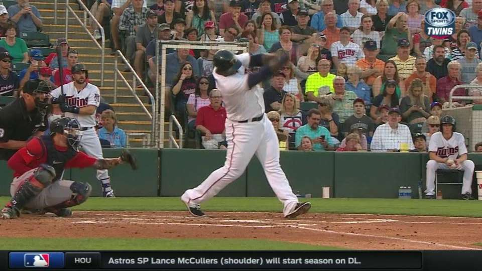 Sano's RBI double to right