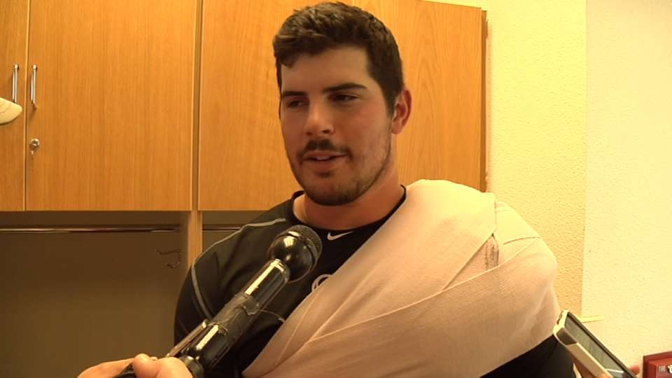 Rodon on his outing