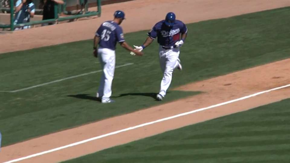 Puig's outstanding game