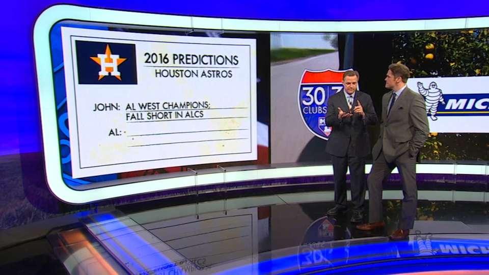 MLB Tonight: Astros Predictions
