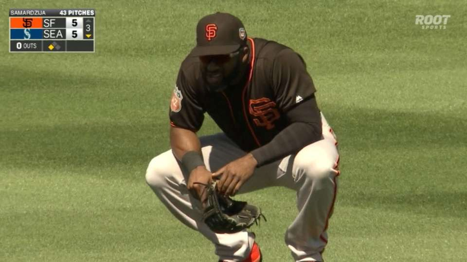 Bochy on Giants' injuries