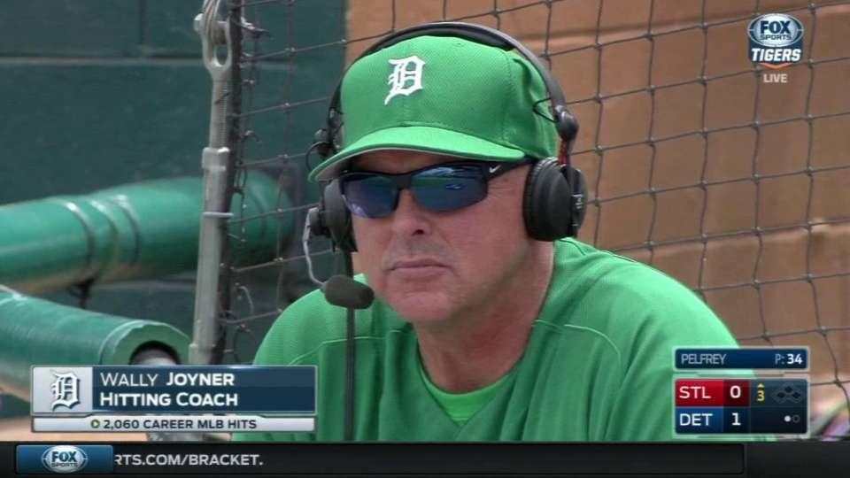 Joyner previews upcoming season