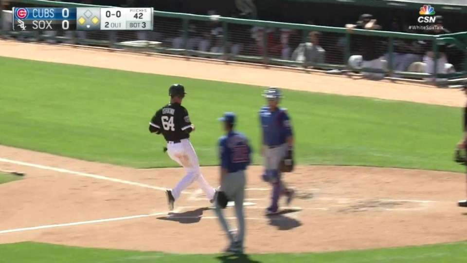 Jackson's sacrifice fly
