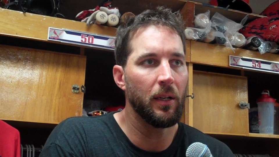 Wainwright on loss to Tigers