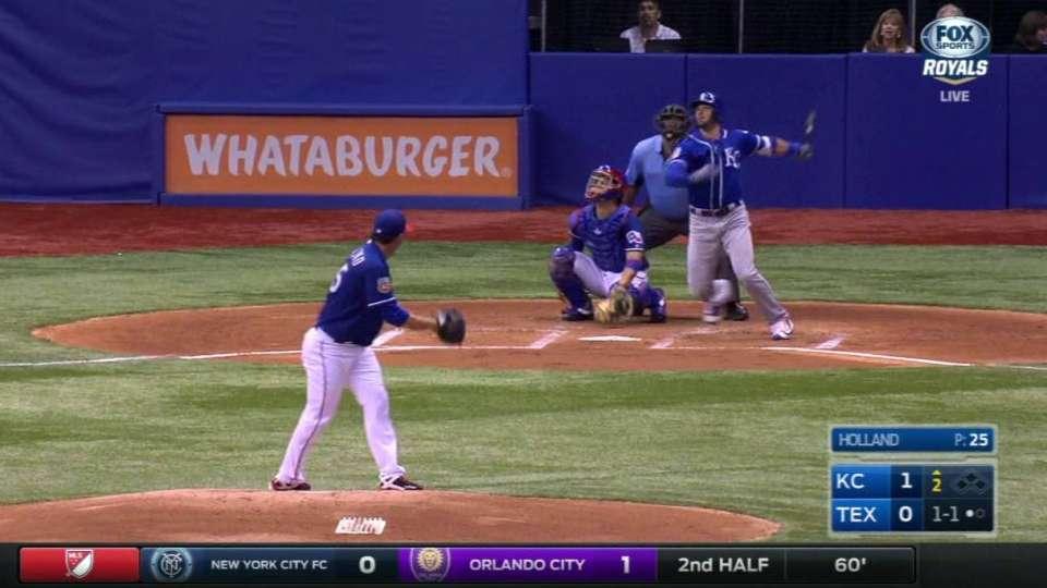 Orlando's solo homer