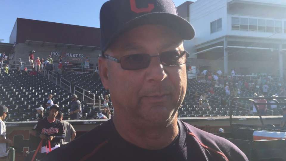 Francona on Tomlin's outing