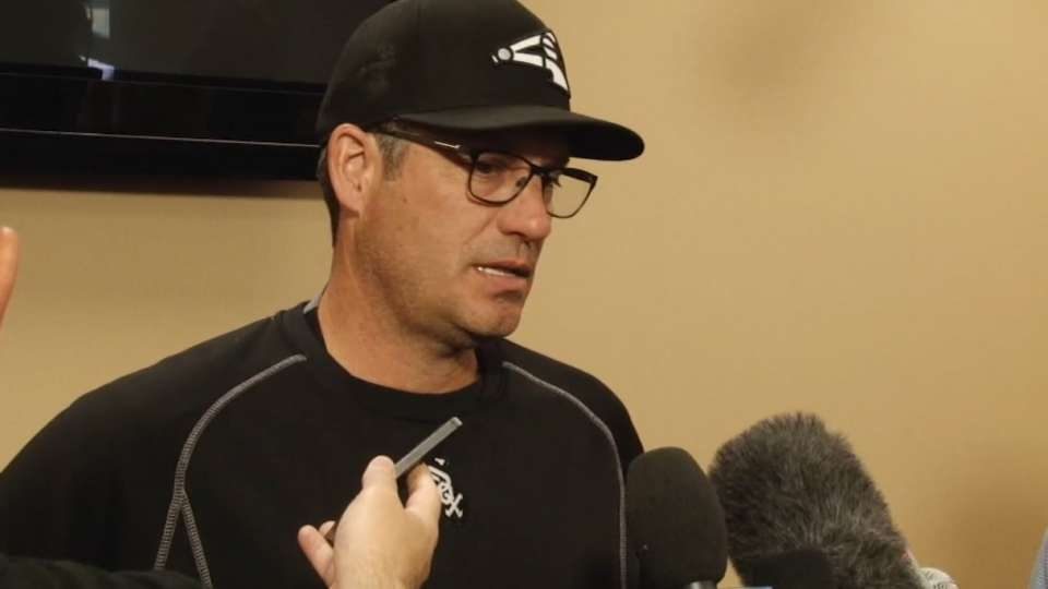 White Sox on LaRoche situation