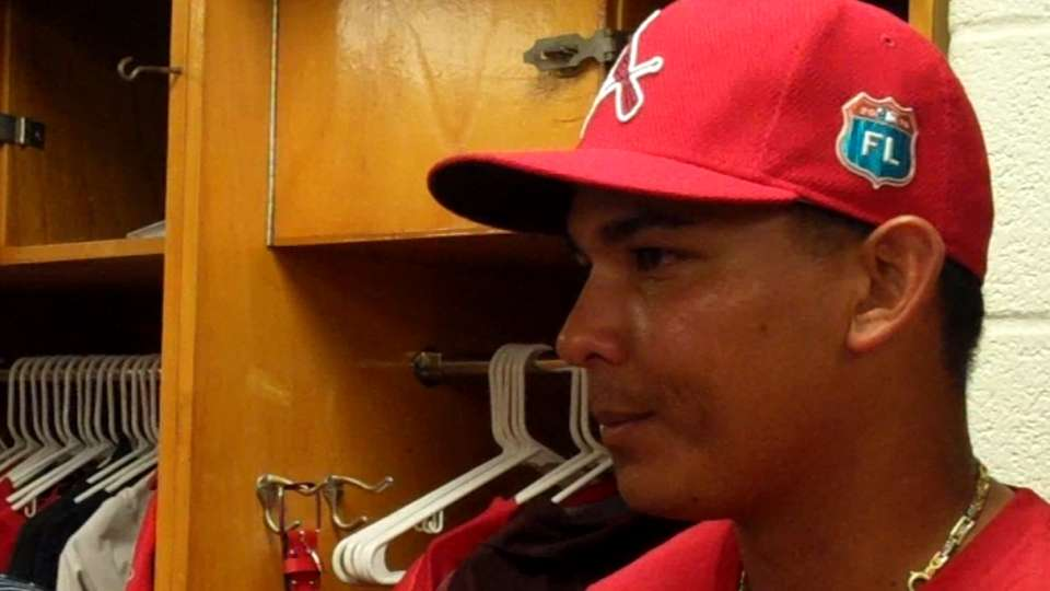 Tejada on signing with Cardinals