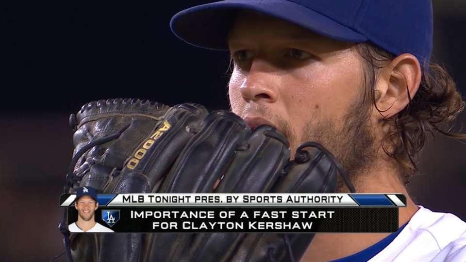 MLB Tonight: Clayton Kershaw